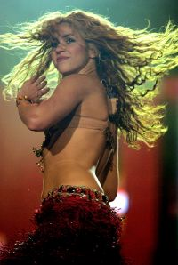 Shakira at Rock the Rio image by Andres Arranz