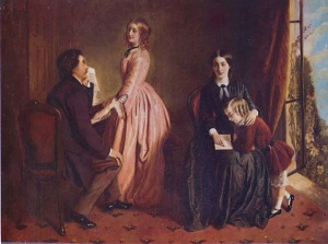 The Governess by Rebecca Solomon wikimedia