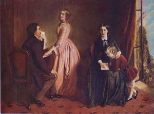 The Governess by Rebecca Solomon wikimedia