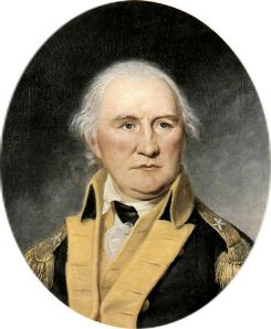 Daniel Morgan portrait by Charles Willson Peale