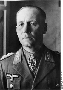 Field Marshal Erwin Rommel German Federal Archives wikimedia
