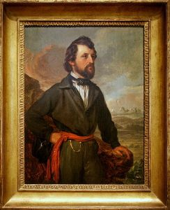 John C. Fremont Portrait William Smith Jewett cliff1066 wikimedia
