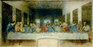 The Last Supper Leonardo Da Vinci