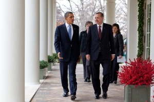 President Obama and Turkish Prime Minister Erdogan, image in public domain