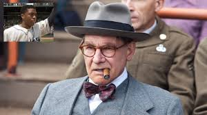 Harrison Ford as Branch Rickey in 42