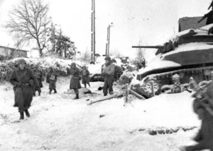 Battle of the Bulge image from U.S. Army
