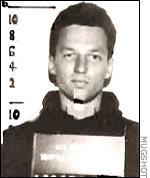 Christopher Boyce mugshot from US Marshals Service