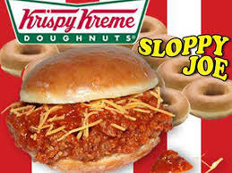 Krispy Kreme Sloppy Joe Chicken Charlie's