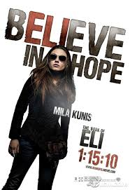 Mila Kunis in The Book of Eli