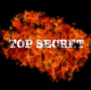 Top Secret Canstock