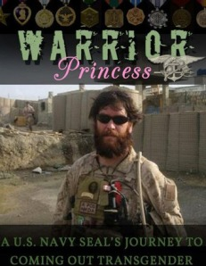 Warrior Princess Book