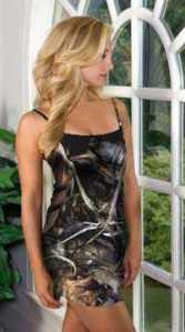 $50 Camo Lingerie from RealTree.com