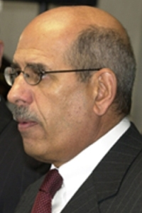 Interim Prime Minister Mohamed ElBaradei image from US Dept. of State