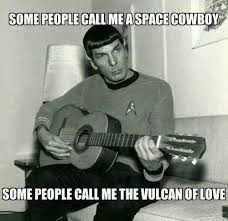 Spock Vulcan of Love Meme