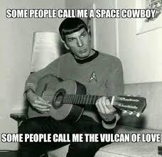 Spock Vulcan of Love Meme