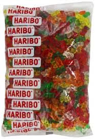Haribo Gummy Bears Sugarless